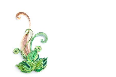 quilling: hand made quilling ornament