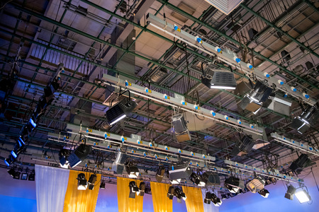 Light in the modern television studio