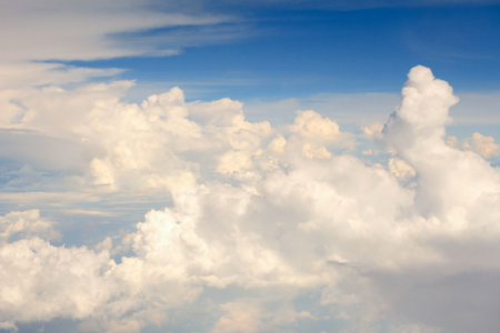 Clouds and sky backgrounds 版權商用圖片