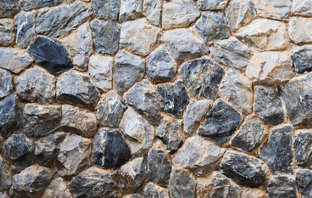 rock wall: Rock wall.