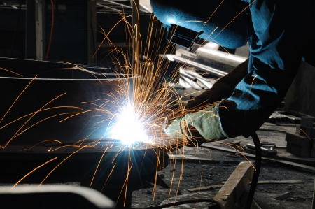 fabrication: Welding