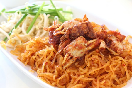 Pad Thai is one of Thailand Stock Photo - 15416089
