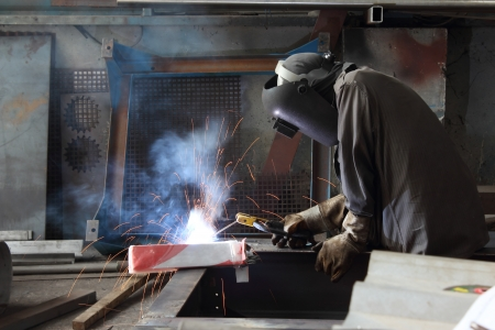 Welding Stock Photo - 15418886