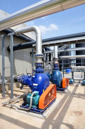 Biogas Plant in Thailand Standard-Bild