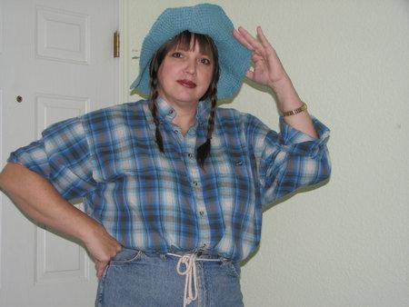 hillbilly: Hillbilly girl