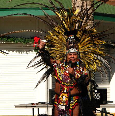 Aztec Tribal Elder 3