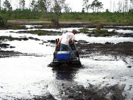 Getting Stuck photo