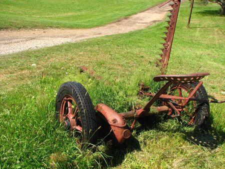 forgotten: Antique Farm Equipment