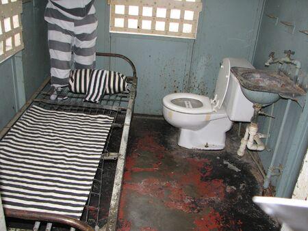 テネシー州の古い刑務所の家