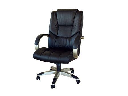 Stuhl: Business Stil sehr gute Qualit�t Arm B�rostuhl  Lizenzfreie Bilder