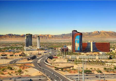 Las Vegas, NVUSA - October 26: Rio All-Suite Hotel & Casino  on October 26, 2015 in Las Vegas. The Rio hosts more than 2,500 suites, providing spectacular views of Las Vegas Editorial