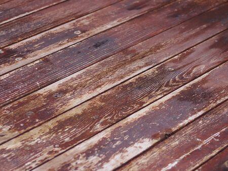 Old wood texture Background material Foto de archivo