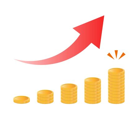 The image in which an investment succeeds. Increase. Unearned income.