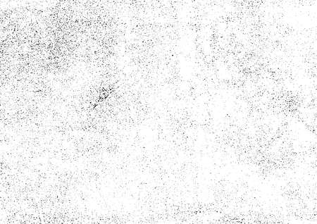 Grunge texture material, wall sandstorm style, uneven, black and white (vector, eps10) Vektorové ilustrace