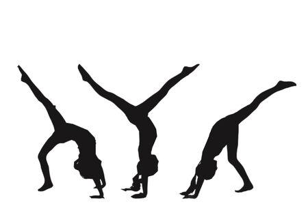 gimnastas: gimnasta