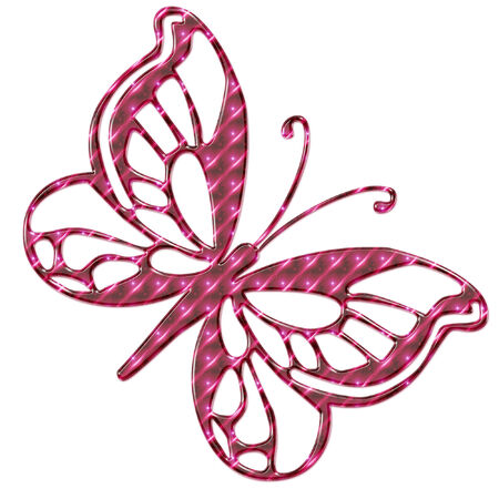 a pretty bright and colorful butterfly Stock Vector - 5274993
