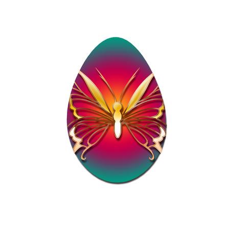 装飾と卵狩りの準備ができてかなりイースターエッグ