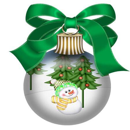 leuke kerst ornament klaar voor de boom