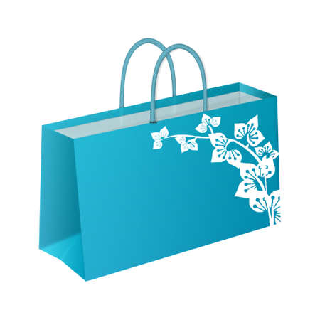 a pretty gift bag in pretty colors