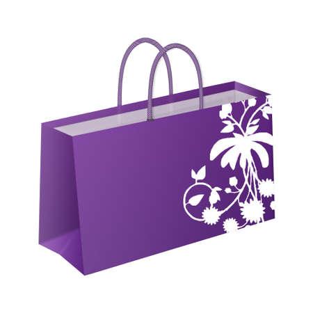 a pretty gift bag in pretty colors