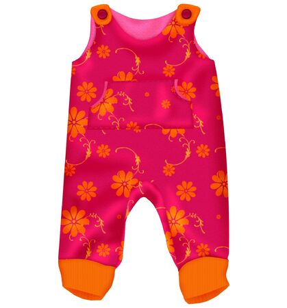 romper: a colorful outfit for a baby