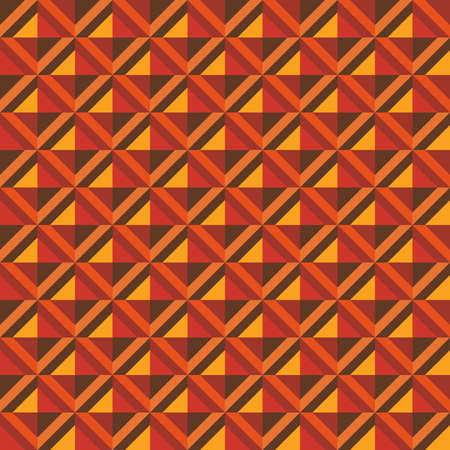 Geometric vector pattern, repeating texture of square shape with abstract shadow, Pattern is clean usable for wallpaper, fabric, printing.