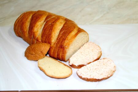 bread and butter. Bread is always needed in everyday life. On the table bread in every family there. Bread and butter - a wonderful breakfast to start your day.