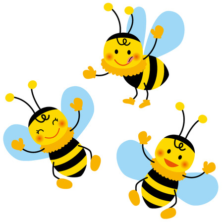 Bee Banco de Imagens - 41387846