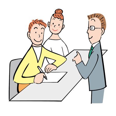 financial adviser: Document