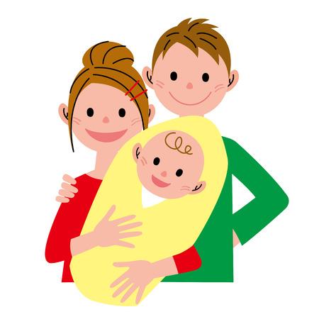 Family Banco de Imagens - 45674591
