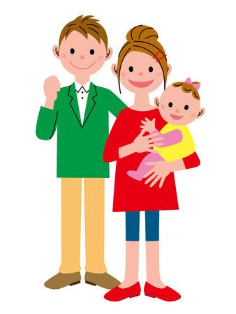 family: Family Stock Photo