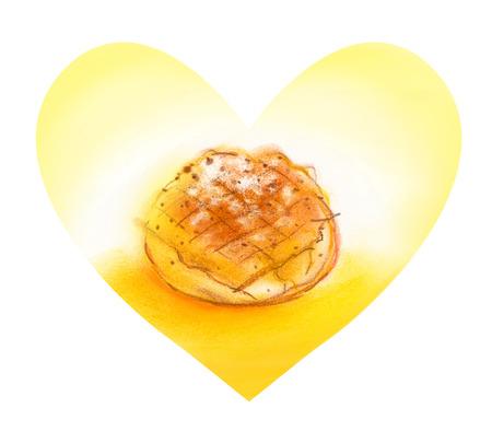 puff pastry: Cream puff
