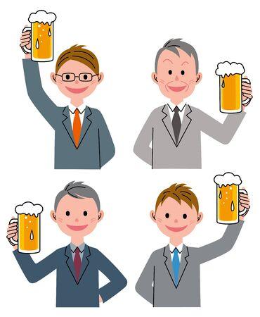 variation: Man beer variation