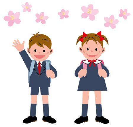 schoolchildren: Pupil elementary schoolchildren