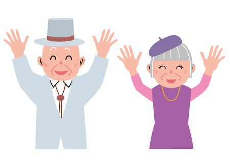 ¡Felicidades! Las personas de edad