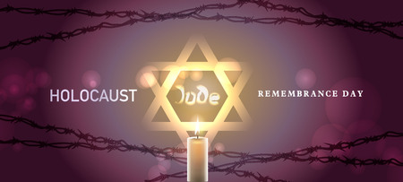 Holocaust Remembrance Day (Jewish-Yom Hashoah) Archivio Fotografico - 118979665