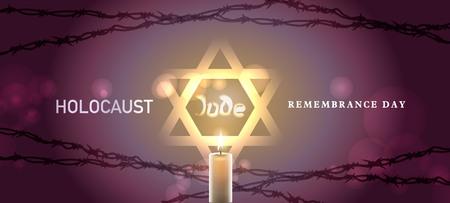 Holocaust Remembrance Day (Jewish-Yom Hashoah)