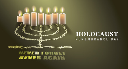 Holocaust Remembrance Day (Jewish-Yom Hashoah)