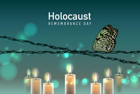 Dzień Pamięci o Ofiarach Holokaustu (żydowski Jom Hashoah)