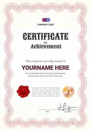 Collection of discount voucher template with ribbons bow, Easter eggs and promo QR code. Detailed and realistic Vector illustration. 스톡 콘텐츠 - 119954536