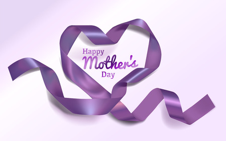 Vector Illustration for Happy Mothers Day.