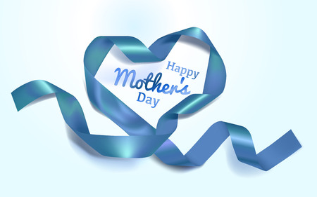 Vector Illustration for Happy Mother's Day. 스톡 콘텐츠 - 121095325