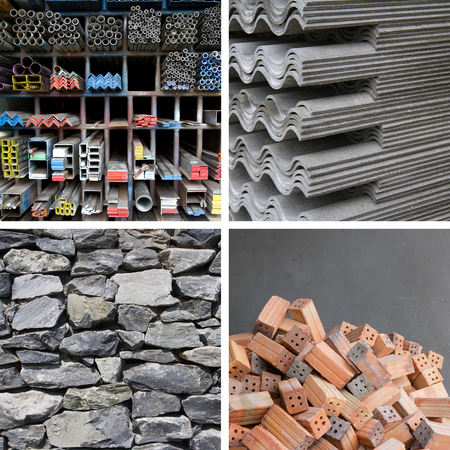 roofing material: materials construction