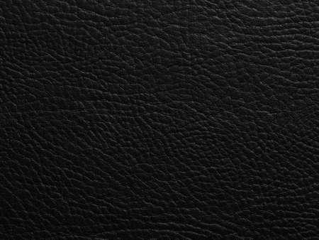 Schwarzes Leder Textur Nahaufnahme Standard-Bild - 41374816