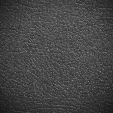 textura: Couro cinza close up da textura Banco de Imagens