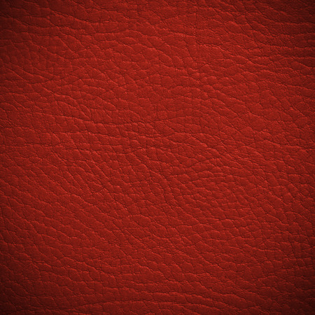 red leather texture: Red leather texture closeup