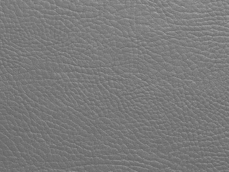 Grau Leder Textur Nahaufnahme Standard-Bild - 41699721