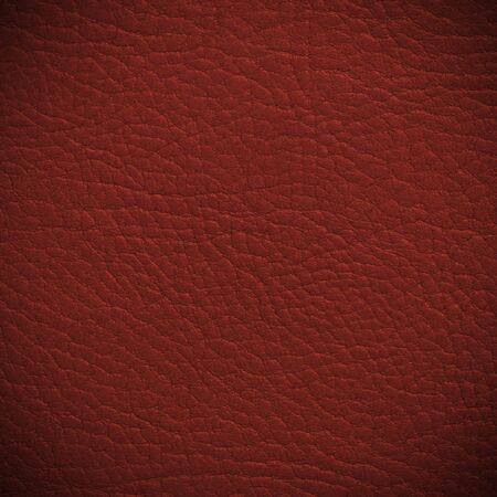 red leather: Red leather texture closeup
