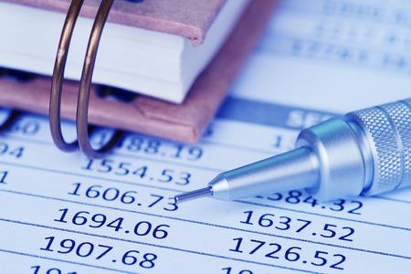financiële rapportage en analyse