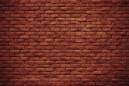 The texture of gray wall made of bricks use for background Standard-Bild - 99484726